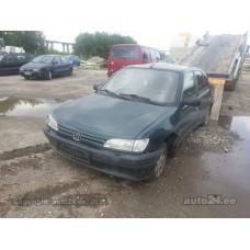 Peugeot 306 1.9 68 kW (01.1995 - 12.1999)